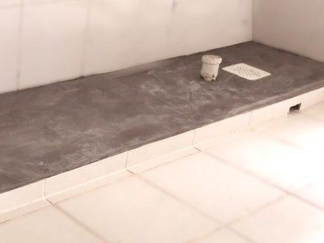 Kitchen cabinet kerb