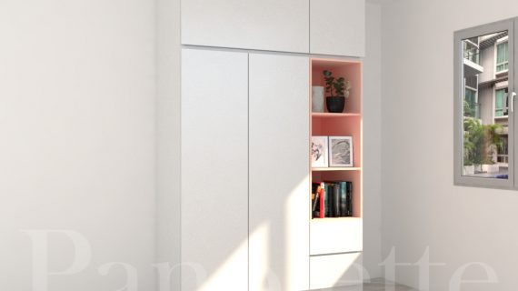 Buying your custom build wardrobe from Panolette