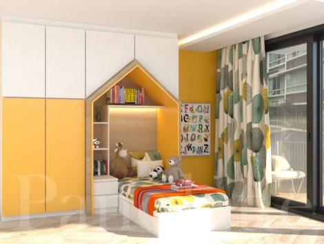 Panolette Canopi 24 – Yellow Sunshine