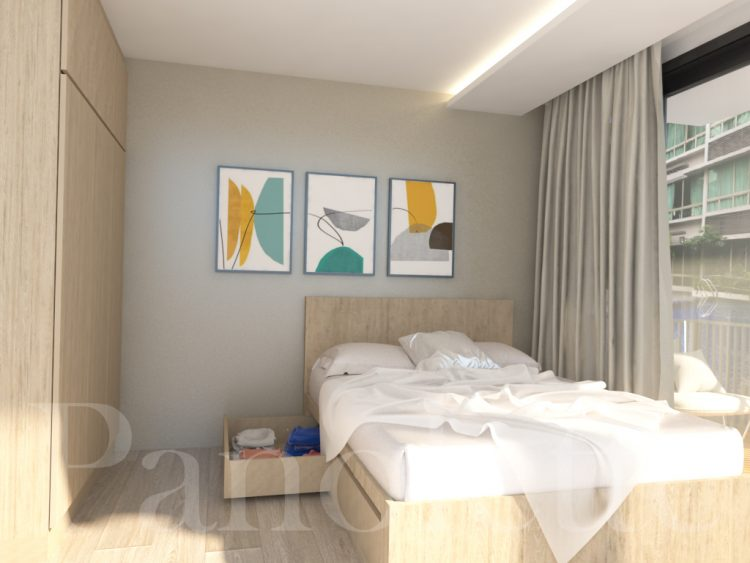 Paterson BTO Bedroom Package